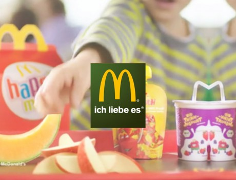 "McDonald´s ""Happy Meal"""