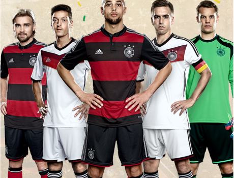 Coming Soon: DFB- Fanshop: Fotoshoot Trikot 2014/ Nationalmannschaft