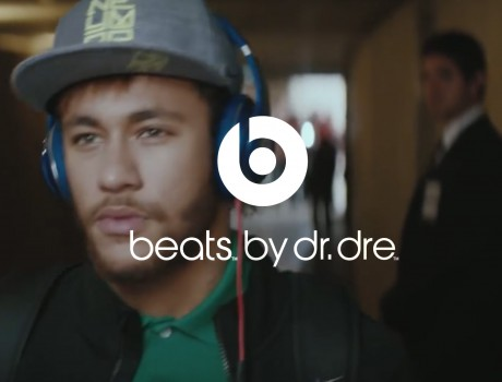 "Beats by dr. dre ""game before the game"""