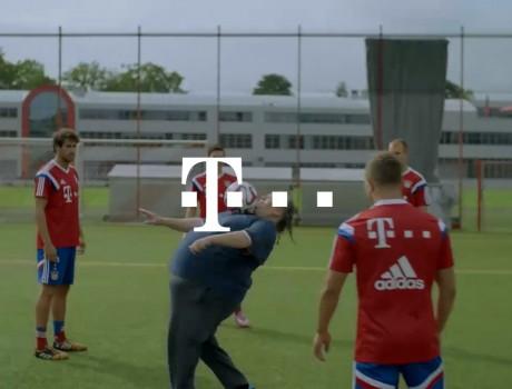 """Telekom – """"Andrew for Sky"""""""